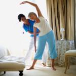 Fisioterapia oncológica em casa
