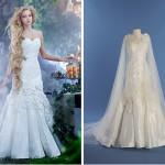 Disney cria vestidos de noiva inspirados em suas princesas
