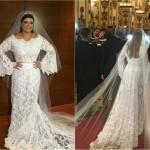 Os melhores (e os piores) looks do casamento de Preta Gil !