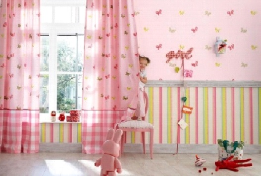 Dicas de pap is de parede para quarto de beb - Papel pared bebe ...
