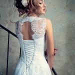 Veja as tendências de vestidos de noiva para o próximo semestre