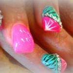 Bubble nails é nova tendência para unhas femininas