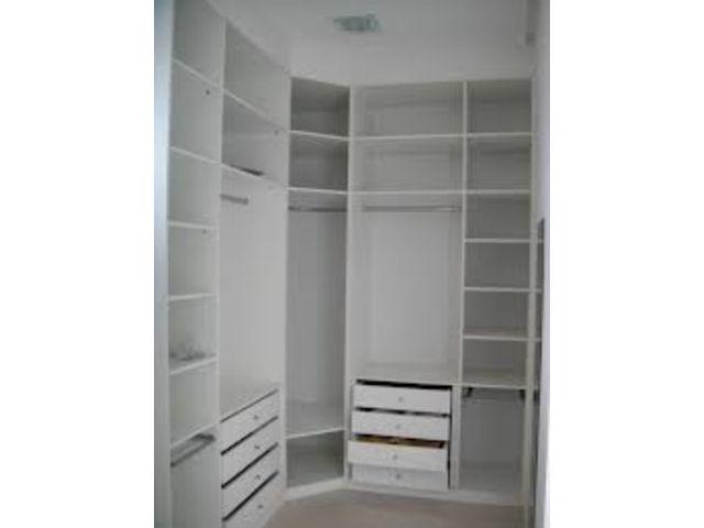 Extremamente Faça um closet pessoal usando drywall YU16