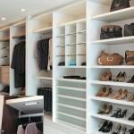 Faça um closet pessoal usando drywall